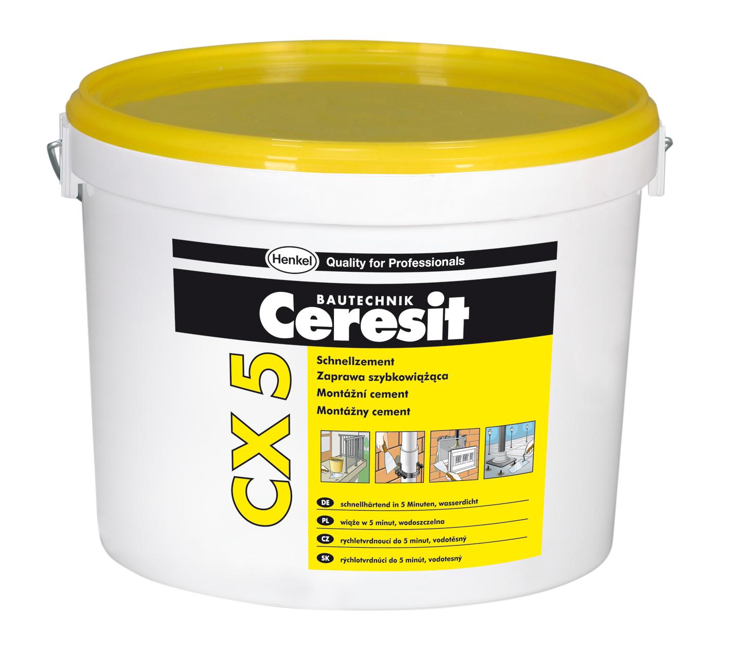 быстро затвердевающий цемент